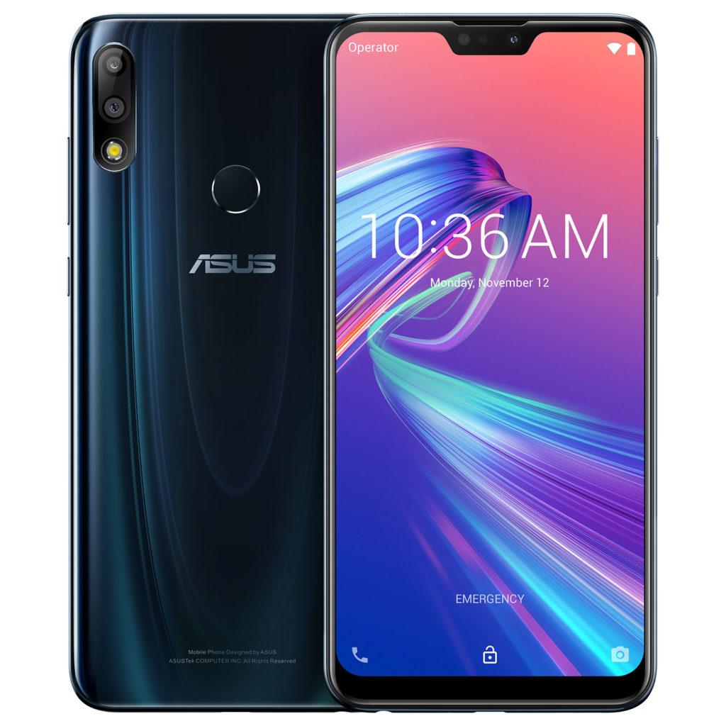 Asus Zenfone Max Pro M2  - smartphone meilleure autonomie 2019