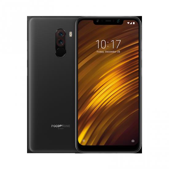 POCOPHONE F1 - meilleure autonomie smartphone 2019