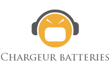 logo chargeur batteries